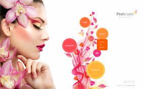 beauty salon website template 45344 beauty salon website template