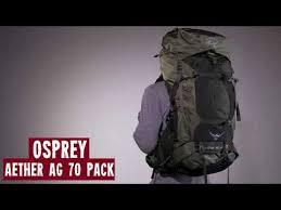 Osprey Mens Aether Ag 70 Pack