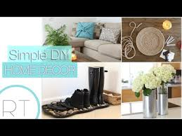 simple diy home decor youtube