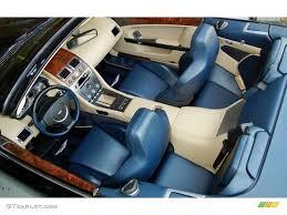 aston martin db9 convertible interior. bluebeige interior 2006 aston martin db9 volante photo 68684233 db9 convertible