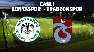 Konyaspor Trabzonspor bein sports 1 şifresiz canlı maç izle - Tv100 Spor