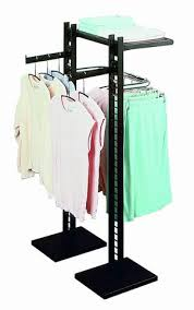 gridwall ladder racks 2 gridwall ladder racks combined with accessories to create a single floor display