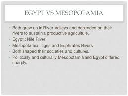 Compare And Contrast Mesopotamia And Egypt Ap World History Mesopotamia And Egypt