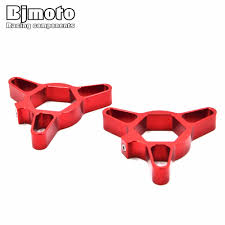 BJMOTO <b>19mm</b> CNC <b>Motorcycle Fork</b> Preload Adjusters For ...