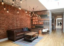 A Social Media Agency's Innovative Office Design