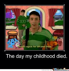 cereal guy blues clues. Simple Guy Blues Clues To Cereal Guy