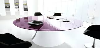 glass meeting tables meeting round glass meeting table and chairs