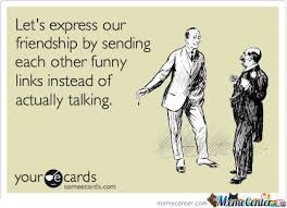 Best Funny Friendship Quotes and Memes | LivLuk via Relatably.com