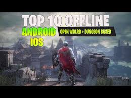 top 10 offline hd android ios rpg open