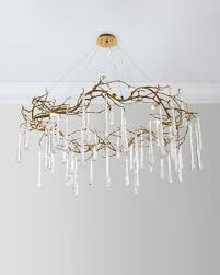 quick look prodselect checkbox brass and glass teardrop chandelier
