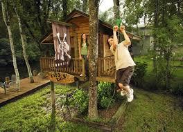 cool kid tree houses. Exellent Tree Beautiful Kids Tree Houses With Zip Line Throughout Cool Kid