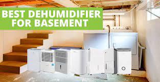 top 7 best dehumidifier for basement