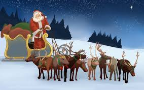 A List Of Santas Reindeer Names And Their Personalities Holidappy