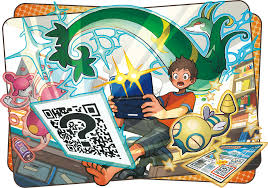 QR Code Scanner - Pokémon Sun and Moon - Project Pokemon Forums