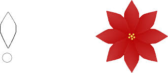 Free Poinsettia Flower Pictures Download Free Clip Art