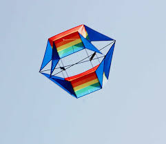 <b>Free shipping high quality</b> 3d Satellite kite with handle and line ...