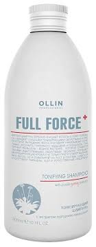Купить <b>OLLIN Professional</b> шампунь Full Force Tonifying ...