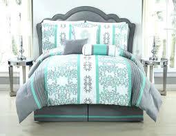 teal comforter sets teal and white comforter set best grey comforter sets queen ideas on grey