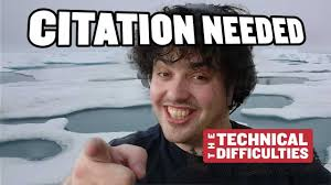 Citation Needed From The Technical Difficulties 2014