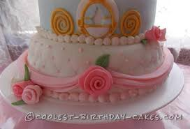 Beautiful Princess Cake For A 2 Year Old Girl