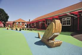 downderry primary school outdoor learning area