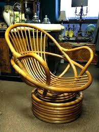 rattan swivel rocker wicker swivel rocking chair mid century modern rattan wicker bent wood swivel rocker rattan swivel rocker