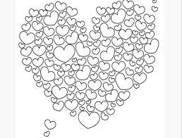 Kleurplaten Valentijn Moederdag En Vaderdag Creatief En Simpel