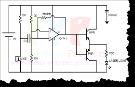 microphone wire diagram images led based wireless data voice communication circuit diagram