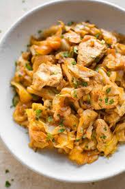 Easy Chicken And Cabbage Stir Fry Salt Lavender