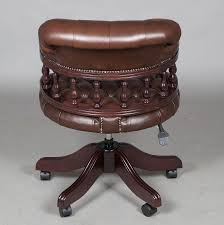 leather swivel office chair. img_2844 leather swivel office chair f