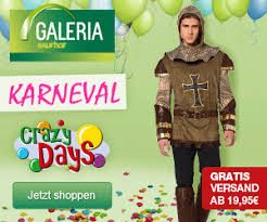 galeria kaufhof karnevalskostüme