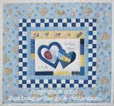 Quick and Easy Just For Baby Quilt Pattern &
