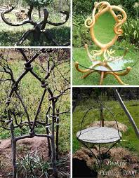 unusual outdoor furniture. unusual garden furniture growing pooktre outdoor