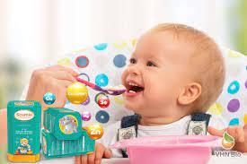 Thực đơn ăn dặm rau củ cho bé từ A đến Z-Viện Dinh dưỡng VHN Bio