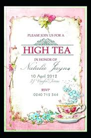 tea party invitations free template tea party invitations free template guluca