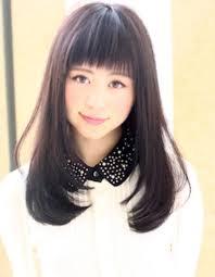 黒髪縮毛矯正ストレート髪型ke 200 ヘアカタログ髪型ヘア