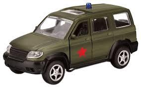 Внедорожник <b>ТЕХНОПАРК УАЗ Патриот</b> Армейский (X600 ...