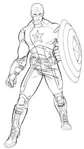 Superhero Coloring Printables Printable Avengers Coloring Pages