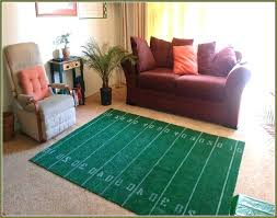 football field carpeting indoor outdoor carpet throughout area rug ideas 14