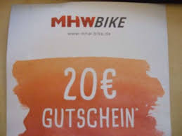 gutschein mhw bike
