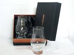 glencairn crystal whiskey glass set of 6 clear pack whisky scotch 2 in deluxe