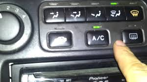 honda accord horn problem ac problem