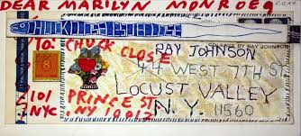"Pop Art & Mail Art Ray Johnson. ""Ray Johnson (1927–1995) was a seminal… 