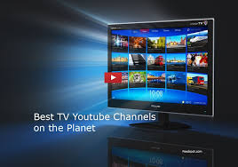 The Best TV Youtube Channels from thousands of top in our index using search and social metrics. Data will be refreshed once a week. Top 100 To Follow | Live