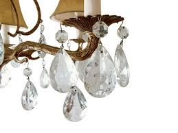 how to clean a chandelier without taking it down