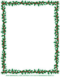 Christmas Backgrounds For Word Documents Free How Insert Christmas Border Word Vectorborders Net