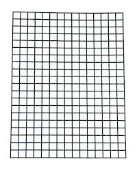 Graph Paper Word Graph Paper Word Template Management On Call Square 1 Art Inch For Cm