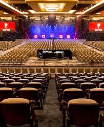 Cascades Casino Summit Theatre Seating Chart