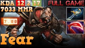 new meta 7 00 lycan by fear dota 2 full game youtube