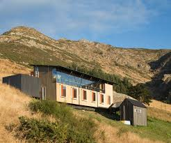 Small Picture An architecture studio built on an extreme Lyttelton hillside